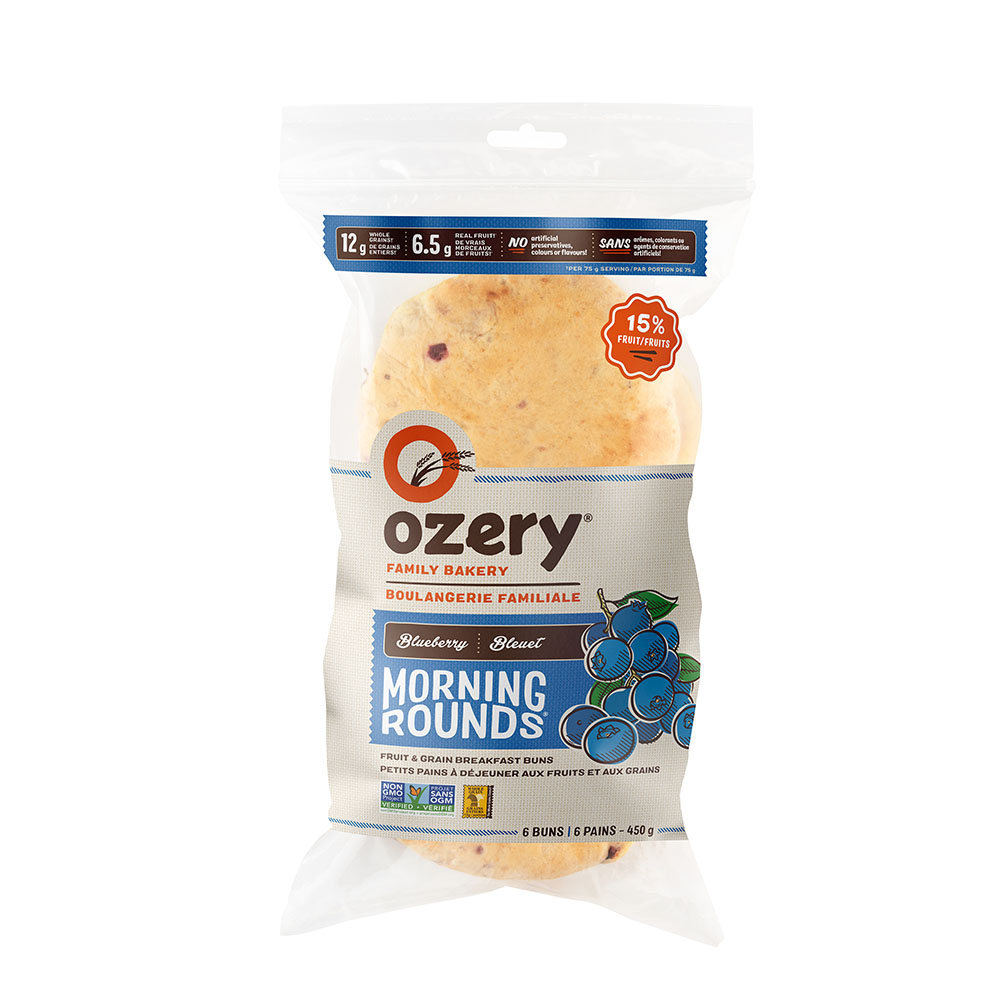 Ozery Morning Rounds Product Package